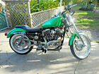 1999 Harley-Davidson Sportster  1999 SPORTSTER 1200 CUSTOM LANE SPLITTER, STREET DRAG/BAR-HOPPER BIKE