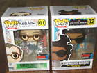 Funko POP Artists Keith Haring + Jean-Michel Basquiat Convention Exclusives!