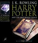 Harry Potter and the Half Blood Prince JK Rowling HC Bloomsbury UK Adult 1st