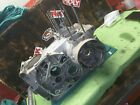 1983 KAWASAKI KZ550 LTD KZ 550 KM340 ENGINE TRANSMISSION CRANKCASE CASES