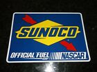 SUNOCO OFFICIAL FUEL OF NASCAR VEHICLE DECAL/STICKER