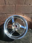 07-12 Honda CBR 600RR CBR 600 RR Chrome Rear Wheel OEM NO EXCHANGE NECESSARY