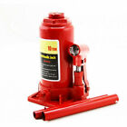 Portable Hd 10 Ton Hydraulic Bottle Car Jacks Automotive Tool 15 Lift Height