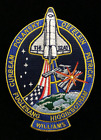 STS 116 SPACE SHUTTLE DISCOVERY CREW MISSION PATCH
