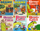1950's - 1960's Beany And Cecil Comic Book Package - 7 eBooks on CD
