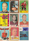Bobby Hull Cards, Rookie Cards and Autographed Memorabilia Guide 3