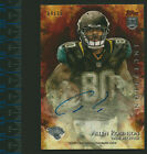 2014 Topps Inception Football Rookie Autographs Gallery, Guide 50