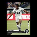 2020 Topps Now MLS Soccer Cards Checklist 18