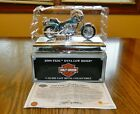 Harley Davidson FXDL Dyna Low Rider Diecast motorcyle model (2000) from Avon
