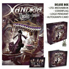 Xandria - Theater Of Dimensions 2 x CD - USED Like New Album Limited Ed. Box Set