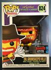 Funko POP! The Simpsons ToH: Evil Groundskeeper Willie - NYCC19 Exclusive - MINT