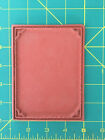 Picture Frame Photo Album Frame unmounted rubber stamp new