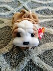 Ty Beanie Babies Wrinkles The bulldog #4103 (1996) Retired Rare Vintage, NM Cond