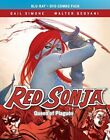 Red Sonja Queen of Plagues Blu ray Disc 2016 2 Disc SetW Slipcover
