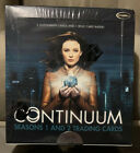 CONTINUUM Trading Cards Autograph Auto Card SEASON ONE & TWO 1 2 NEW SS BOX #155