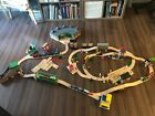Thomas The Train & Friends Wooden Railway ROUNDHOUSE 2002 Plus many extra sets