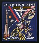 EXPEDITION NINE EXP 9 ISS INTERNATIONAL SPACE STATION PATCH