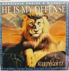 Marty Goetz • He Is My Defense CD 2000 Galilee of the Nations Messianic