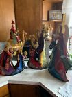 NOS Home Interiors Nativity Set