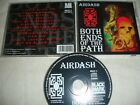 AIRDASH - Both Ends Of The Path  CD 1991  Black Mark Production  BMCD 14  Stone