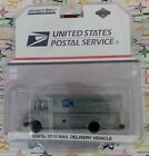 GREENLIGHT GREEN MACHINE RAW CHASE USPS 2019 MAIL DELIVERY TRUCK VEHICLE