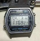 Vintage Casio W-750 Marlin. Works Well. Hard To Find. Module 248 Japan B. Rare