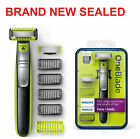 Philips Norelco OneBlade Face Body hybrid electric trimmer shaver QP2630 70 NEW