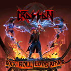 CROSSON 'Rock 'N Roll Love Affair' NEW CD 2020 + FREE Signed CROSSON Photo