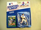 Kenner Starting Lineup action figure/w card - 1989 - Gregg Jefferies - NEW