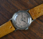 Vintage MIDO Grand Luxe Bumper Super Automatic Pink Gold Plate & Steel Men Watch