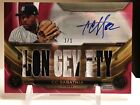 CC Sabathia 2019 Topps Triple Threads 1 1 Auto Patch Ruby Red Yankees Autograph