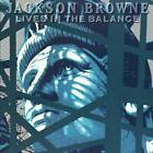 Jackson Browne - Lives In The Balance - ID3z - CD - New