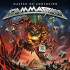 Gamma Ray - Master Of Confusion - ID3z - CD - New