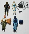 24 VINTAGE 1980S HASBRO GI JOE COUNTDOWN OUTBACK SHOCKWAVE CRAZY LEGS