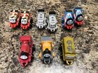 Thomas & Friends Mini Trains Lot ~ Spencer/James/Gordon/Skarloey/Dash/Diesel 10