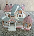 Dickensvale Christmas Lighted Village House Lemax 1993 in original box (heavy)