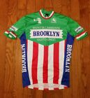 Brooklyn Short Sleeve Cycling Jersey Shirt Zipper Mens L 4 50 Giordana Ride Fit
