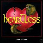 HEARTLESS self-titled EP CD - 1990 - HAIR METAL / MELODIC HARD ROCK  indie