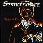 STRIKEFORCE CD - Reign Of Fire  1990-1996  GREAT 80s U.S. MELODIC METAL  mint