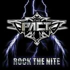 THE PACT CD - Rock The Nite  1987-1989  RARE U.S. MELODIC HARD ROCK / METAL