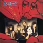 SILENT RAGE CD - Shattered Hearts +1 Bonus  1987  HAIR METAL / AOR / MELODIC