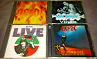 AC/DC: 4 CD's Bon Fire Box Set & Rare Promo