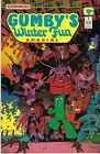 Gumbys Winter Fun SpecialComico 19881 Art Adams Cover Art