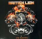 CD British Lion The Burning (2020) Steve Harris Iron Maiden * Fast FREE Shipping