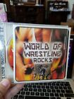 World of Wrestling Rocks by Magnificent Tracers (CD, Apr-1999, K-Tel Distributio