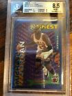 1995-96 Topps Finest Basketball Cards 10