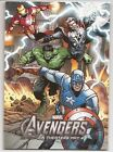 The Ultimate Marvel Avengers Card Collecting Guide 35