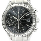 Polished OMEGA Speedmaster Date Steel Automatic Mens Watch 3513.50 BF507719