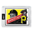 Topps PROJECT 2020 - 1955 Roberto Clemente by Mister Cartoon - Artist Proof X 20