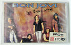 BON JOVI In These Arms Pop Hard Rock New Music Cassette Tape Sealed